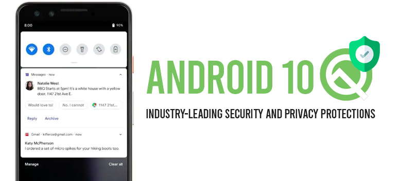 Android 10 Security