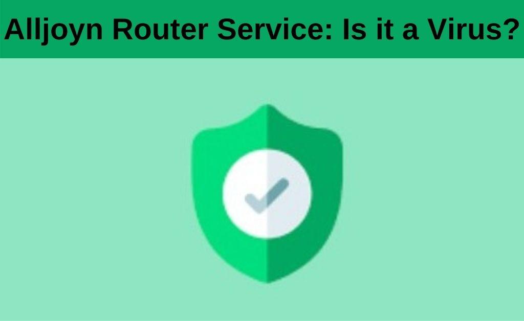 Alljoyn Router Service