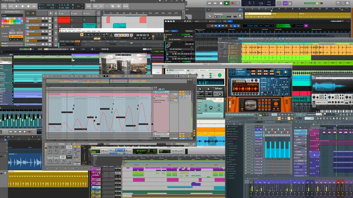 music production programs