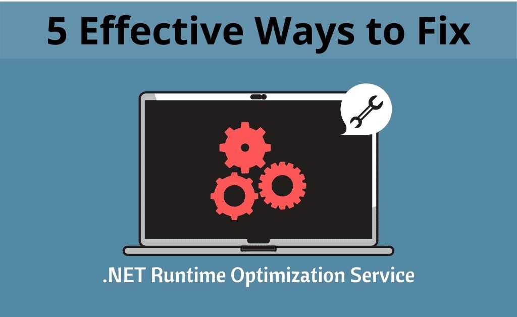 .net runtime optimization service