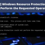 5 Ways to Fix Non-Performing Windows Resource Protection